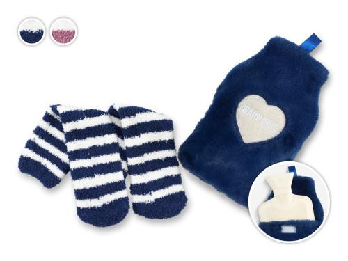 Seti Warm Hug Çorape dhe borsë