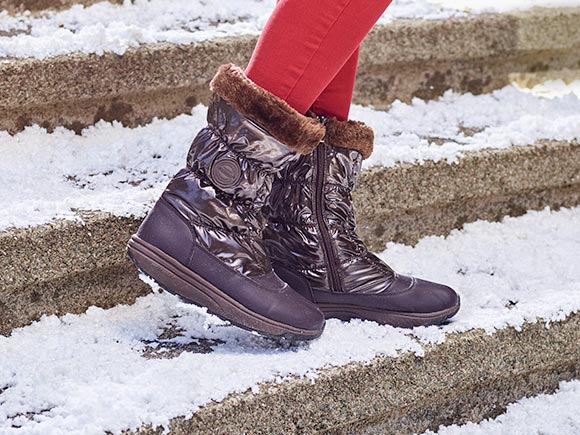 Walkmaxx Comfort Winter Boots Women High 3.0
